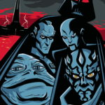Return to Vader's Castle #1 (Derek Charm Variant Cover)