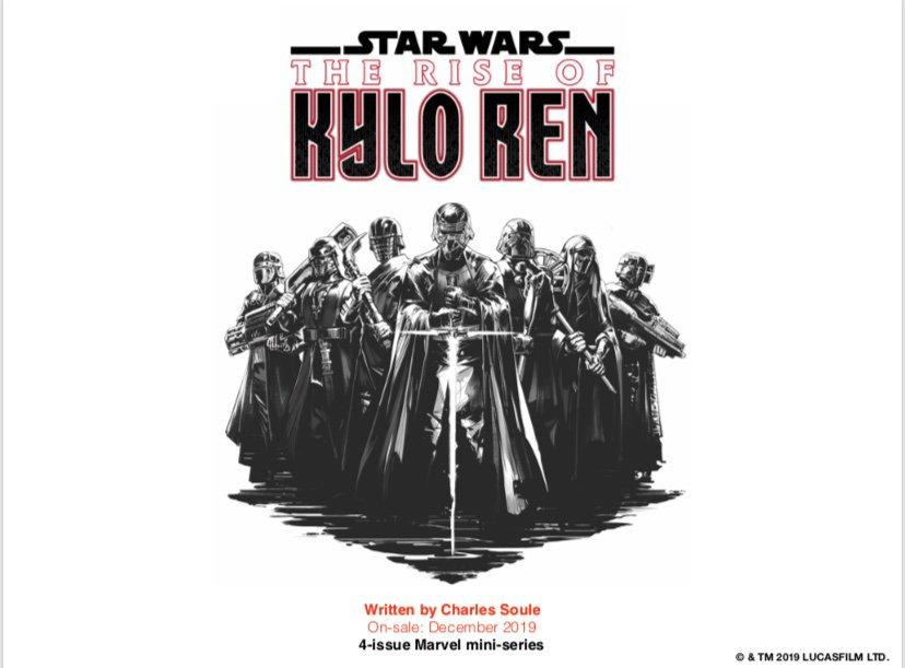 <em>The Rise of Kylo Ren</em> (Marvel, Dezember 2019)