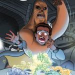 Star Wars Adventures #23 (Tony Fleecs SDCC Convention Variant Cover) (18.07.2019)