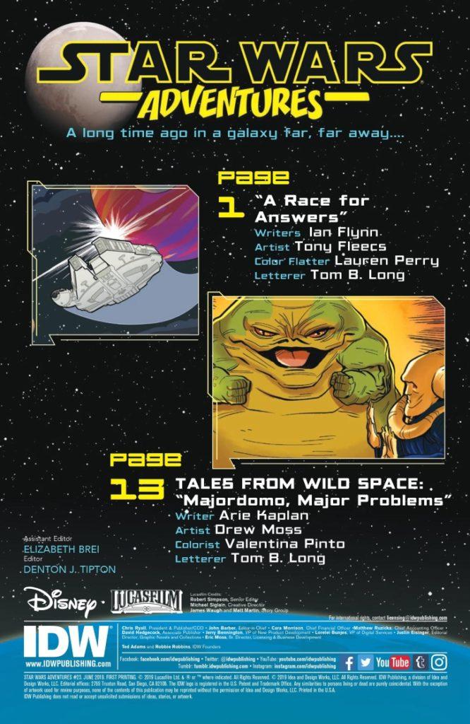 Star Wars Adventures #23 - Seite 1