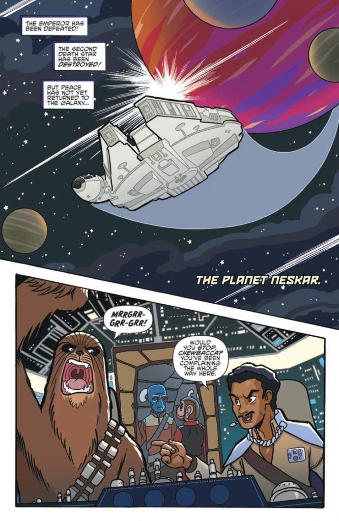 Star Wars Adventures #23 - Seite 2
