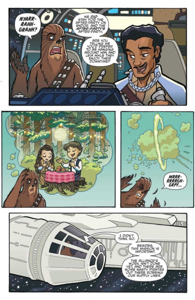 Star Wars Adventures #23 - Seite 3