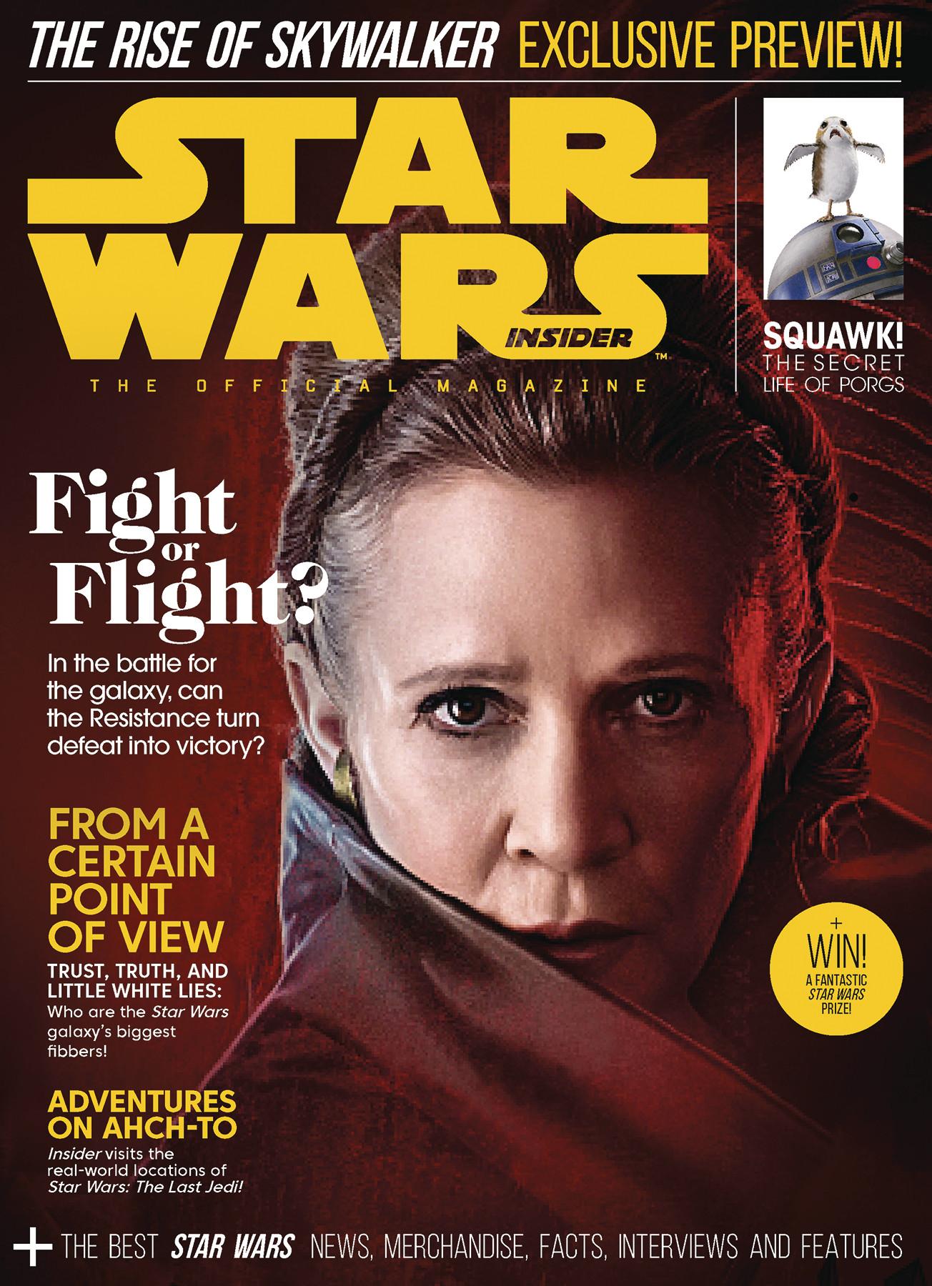 Star Wars Insider #193 (30.10.2019)