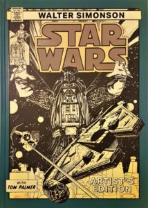 Walter Simonson Star Wars Artist's Edition (SDCC Foil Stamp Variant Cover) (18.07.2019)
