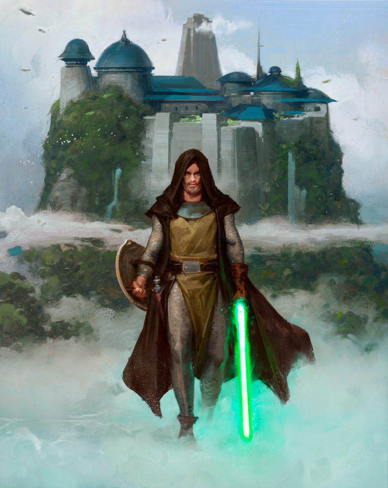 Star Wars: Myths & Fables Jedi