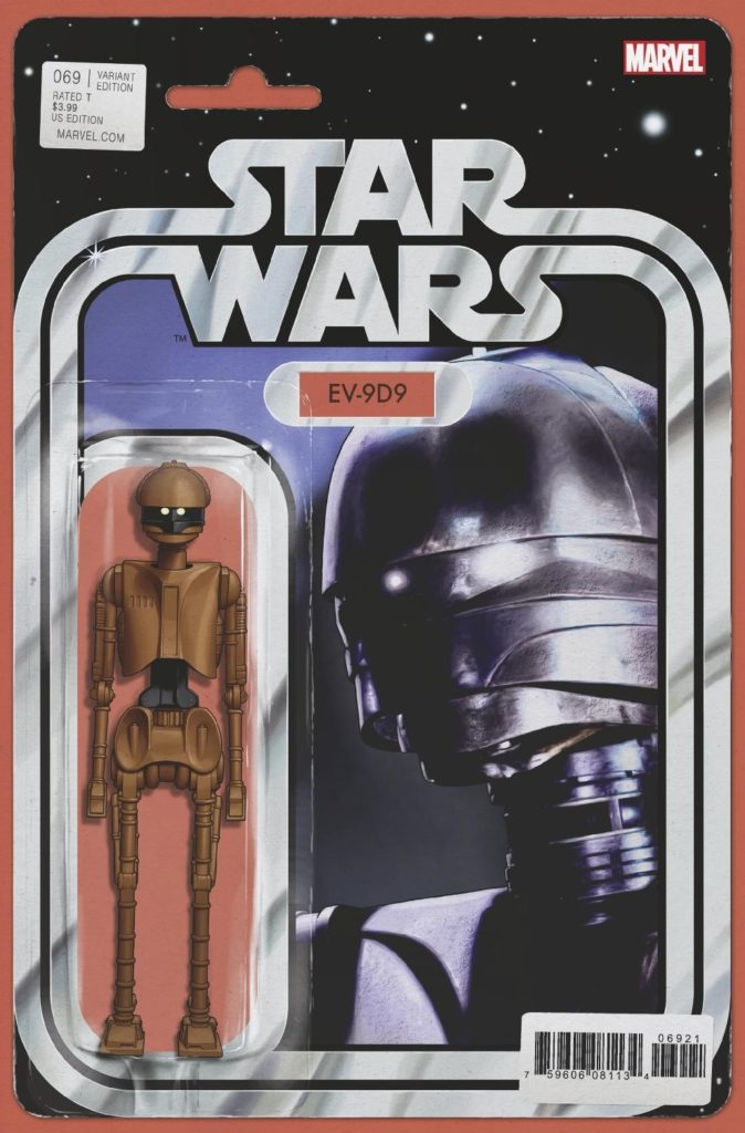 Star Wars #69 (Action Figure Variant Cover) (24.07.2019)