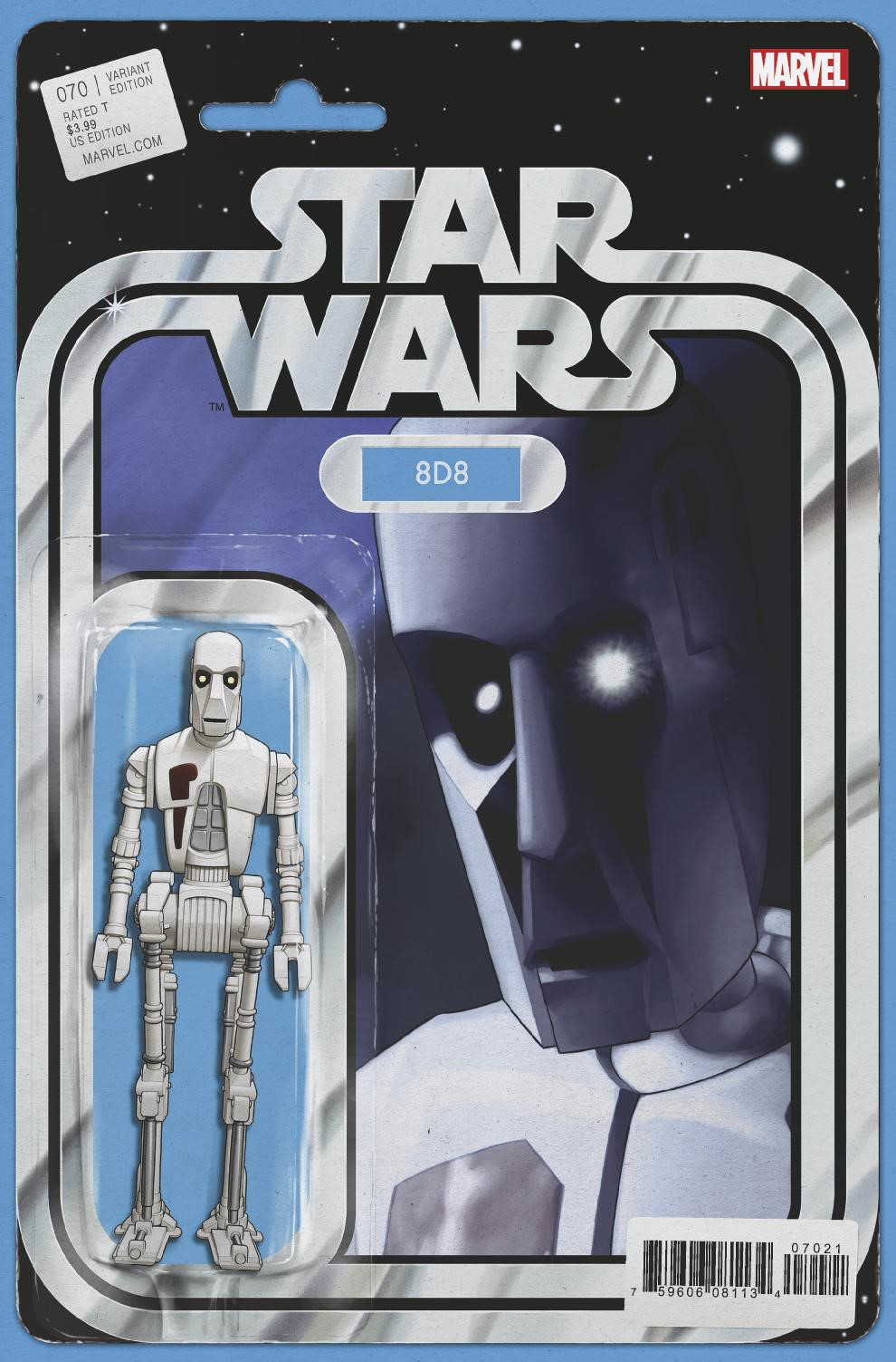 Star Wars #70 (Action Figure Variant Cover) (07.08.2019)