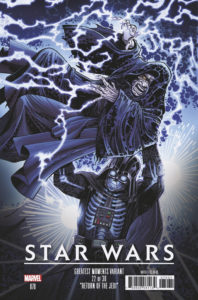 Star Wars #70 (Walter Simonson Greatest Moments Variant Cover 22 of 36) (07.08.2019)