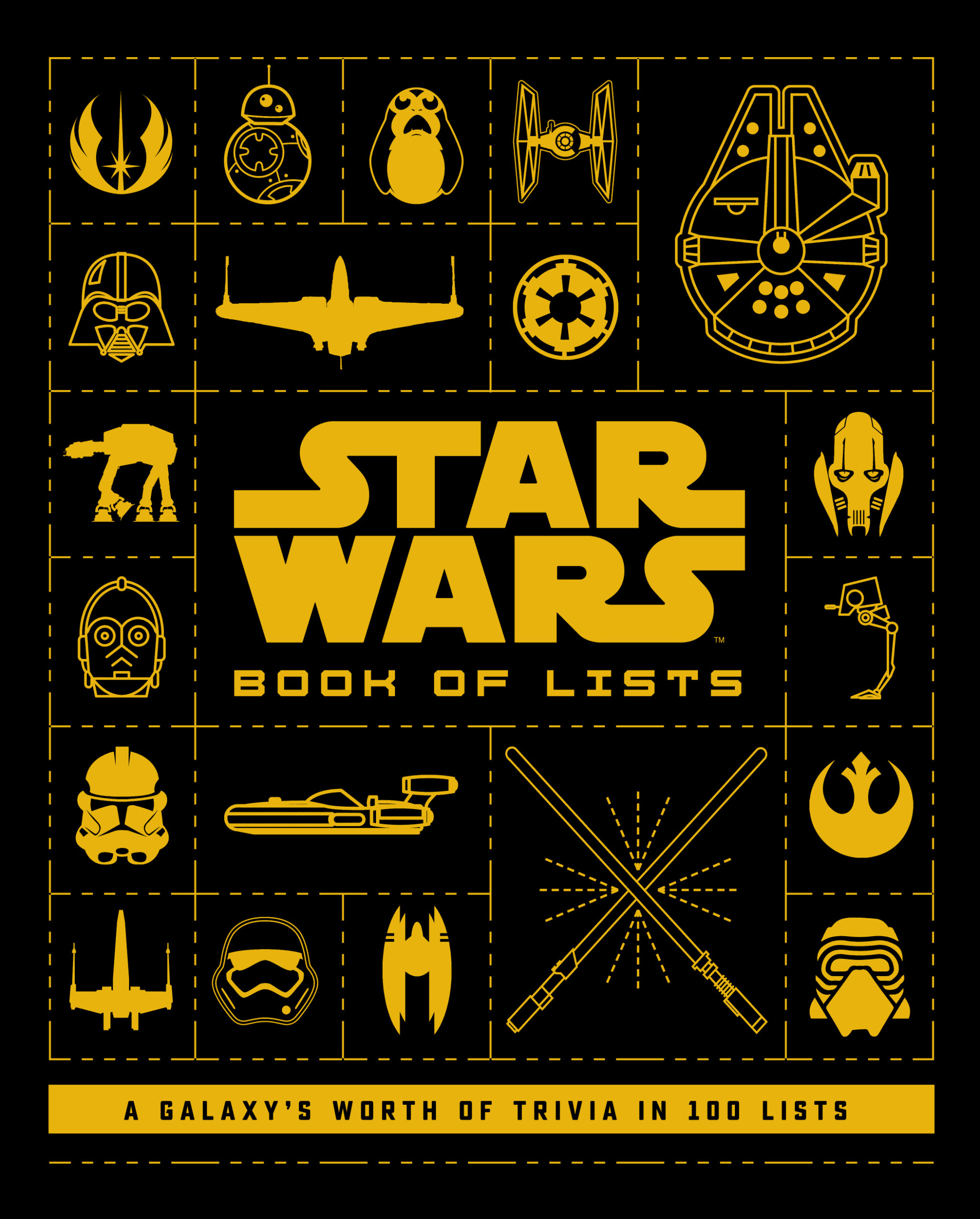 Book of Lists - 100 Lists Compiling a Galaxy's Worth of Trivia (14.04.2020)