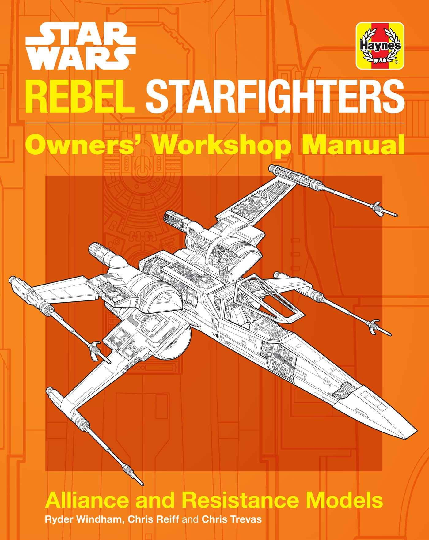 Rebel Starfighters Owners' Workshop Manual (12.11.2019)