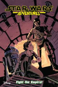 Star Wars Adventures Volume 9: Fight The Empire! (16.06.2020)