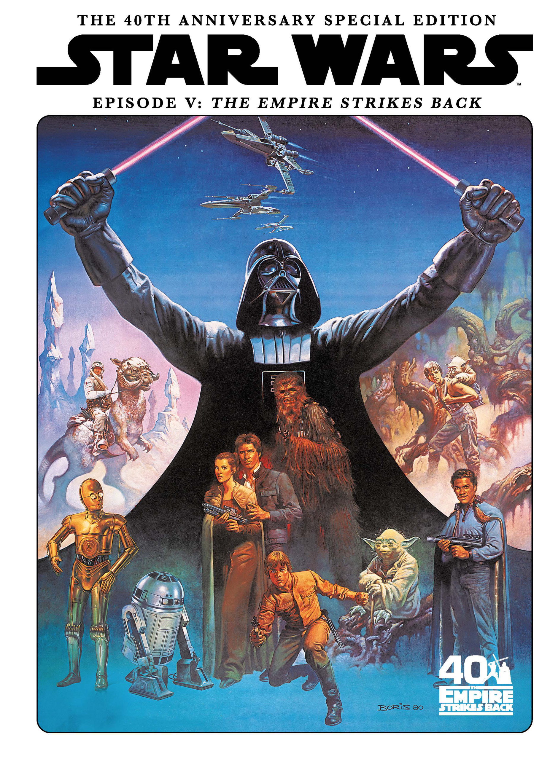Star Wars: The Empire Strikes Back 40th Anniversary Special (28.04.2020)