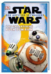 Star Wars: Der Aufstieg Skywalkers: Das galaktische Buch zum Film (24.12.2019)