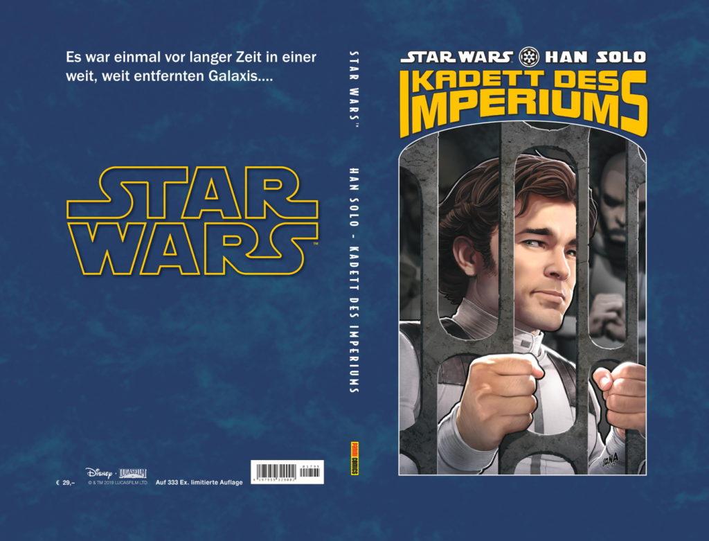 Han Solo: Kadett des Imperiums (Limitierte Ausgabe) (24.09.2019)