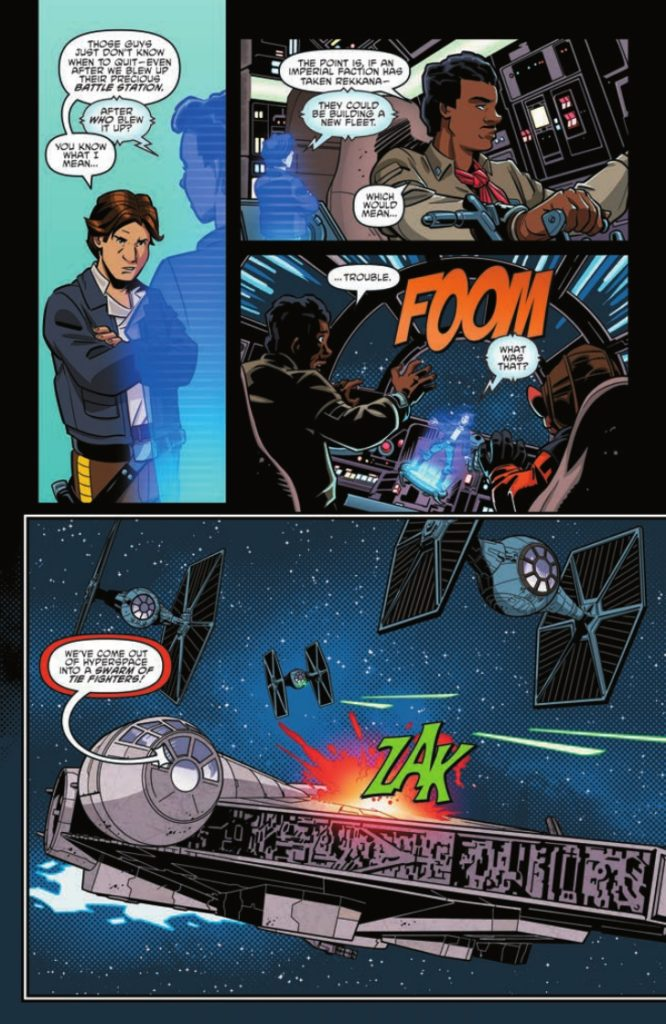 Star Wars Adventures Annual 2019 - Seite 4