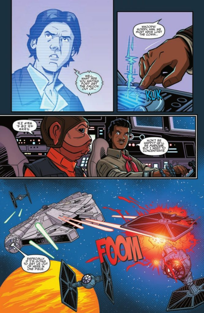 Star Wars Adventures Annual 2019 - Seite 5