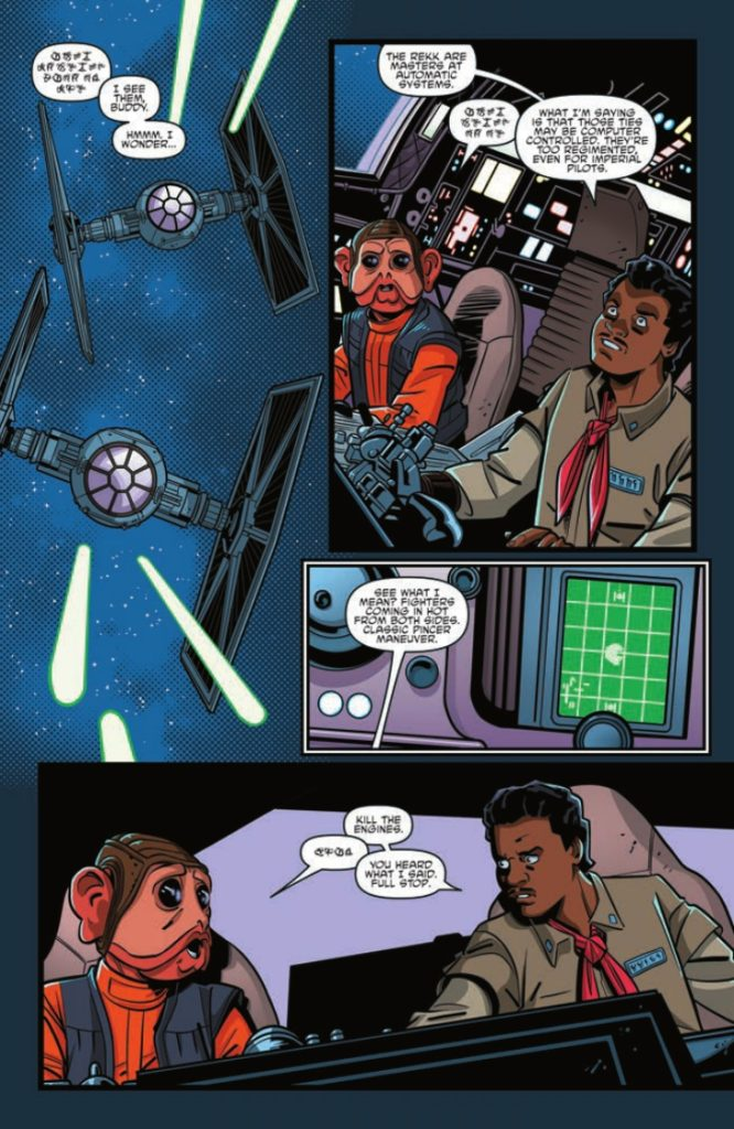 Star Wars Adventures Annual 2019 - Seite 6