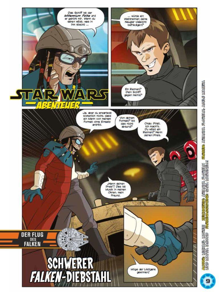 <em>Star Wars Universum</em> #23 - Comicseite 1