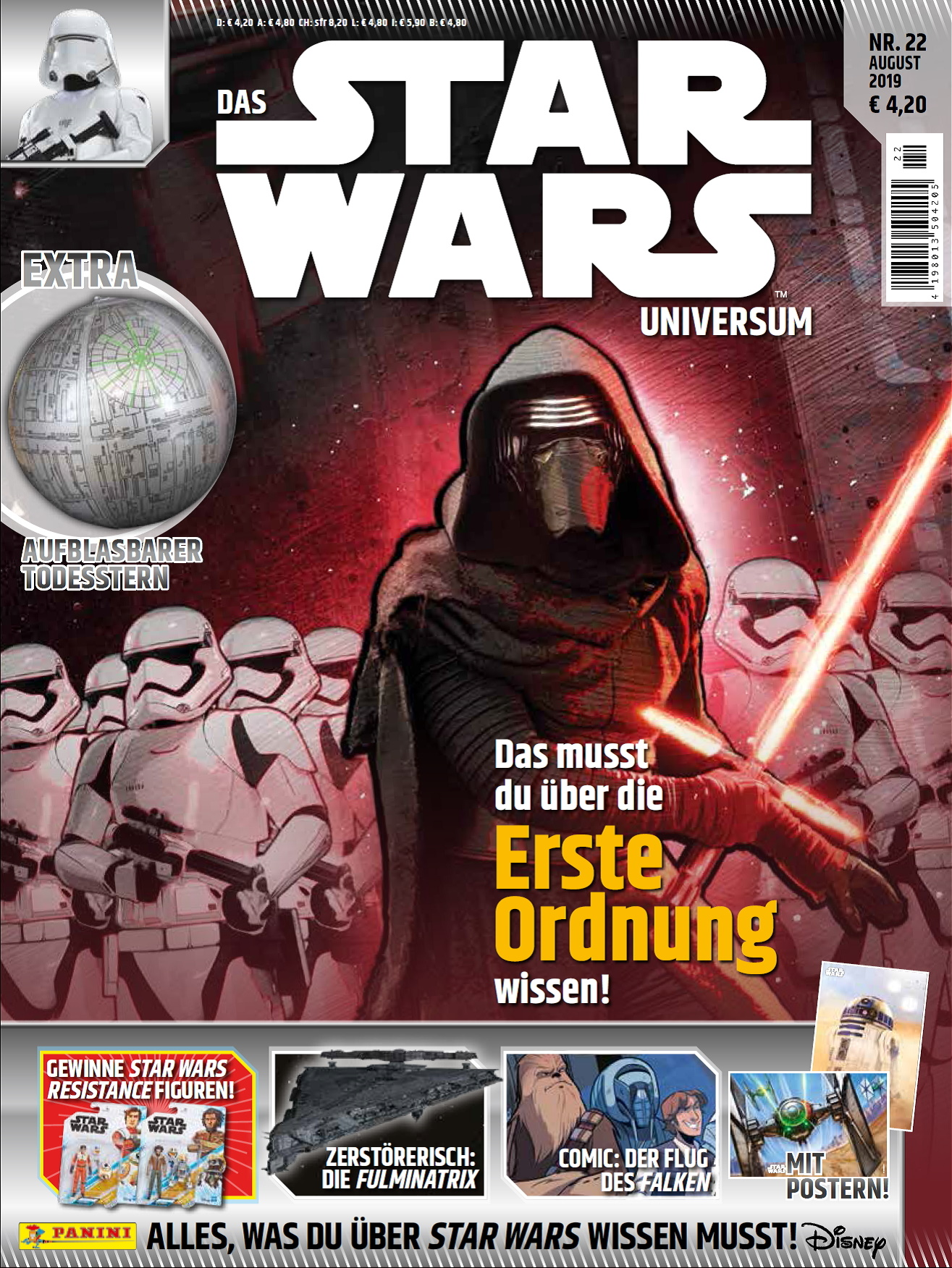 Star Wars Universum #22 (14.08.2019)