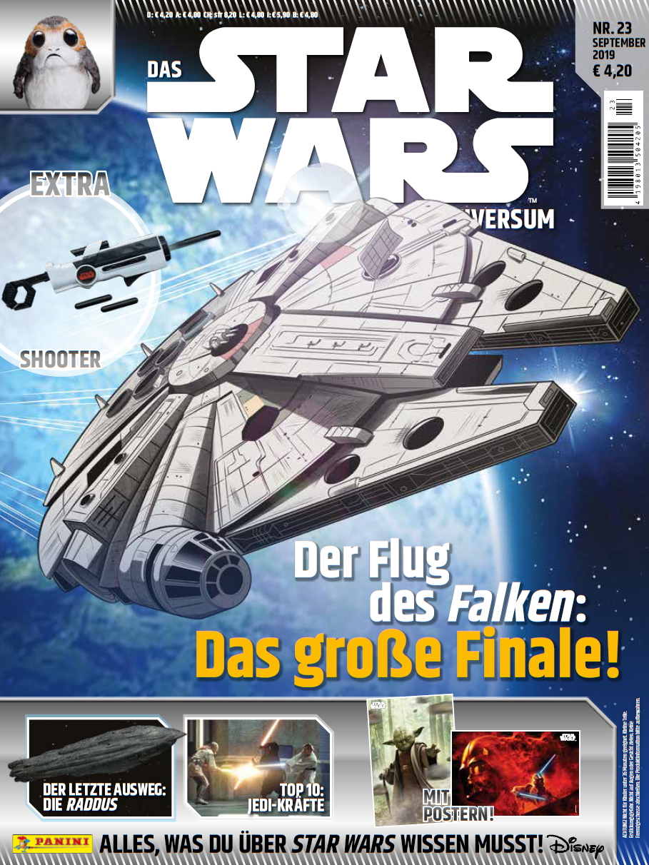 Star Wars Universum #23 (11.09.2019)