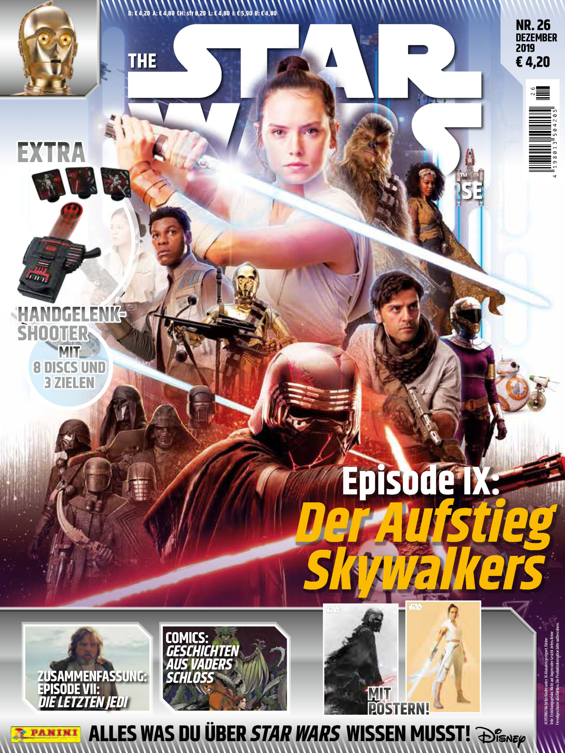Star Wars Universum #26 (04.12.2019)
