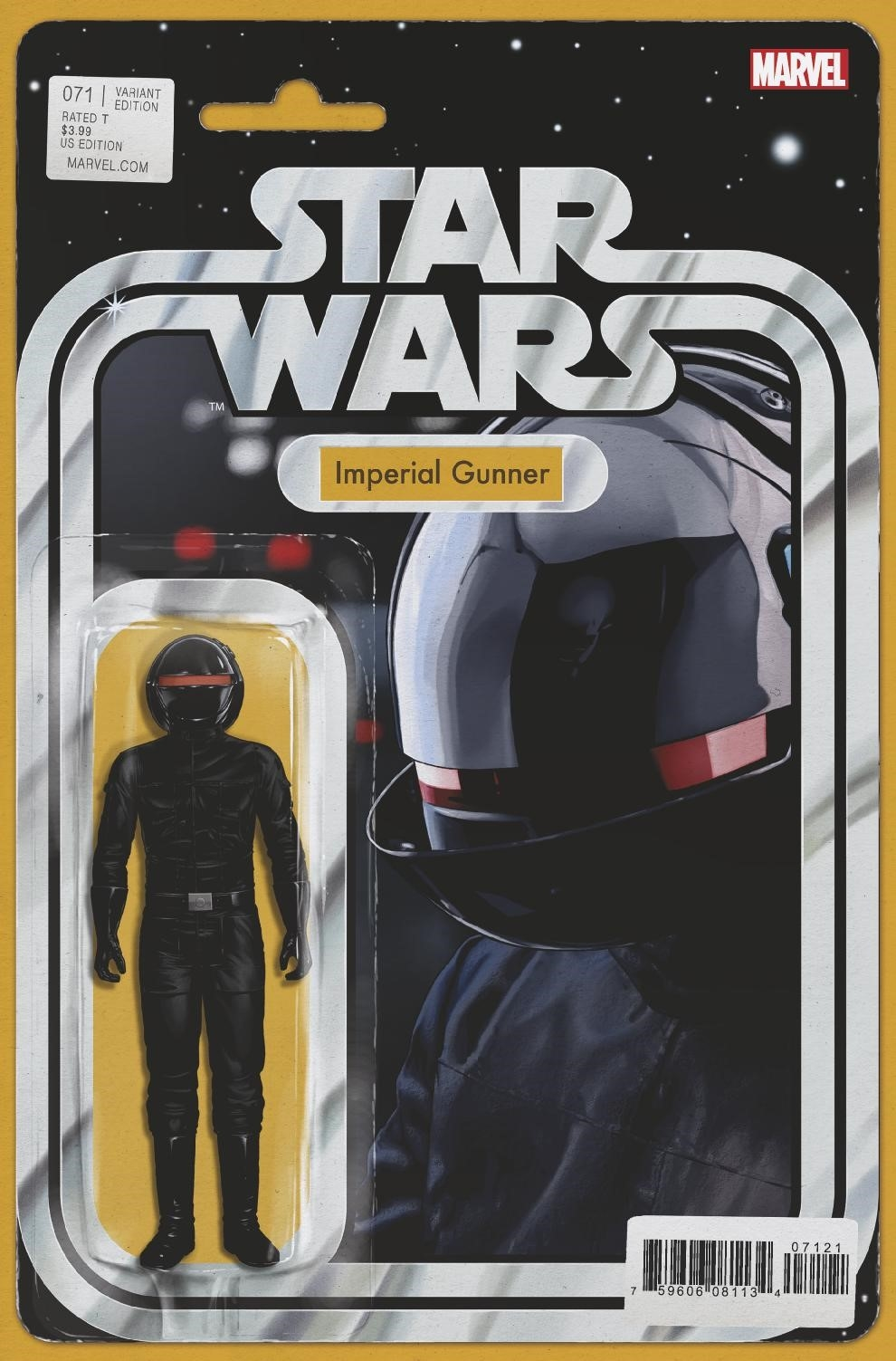 Star Wars #71 (Action Figure Variant Cover) (04.09.2019)