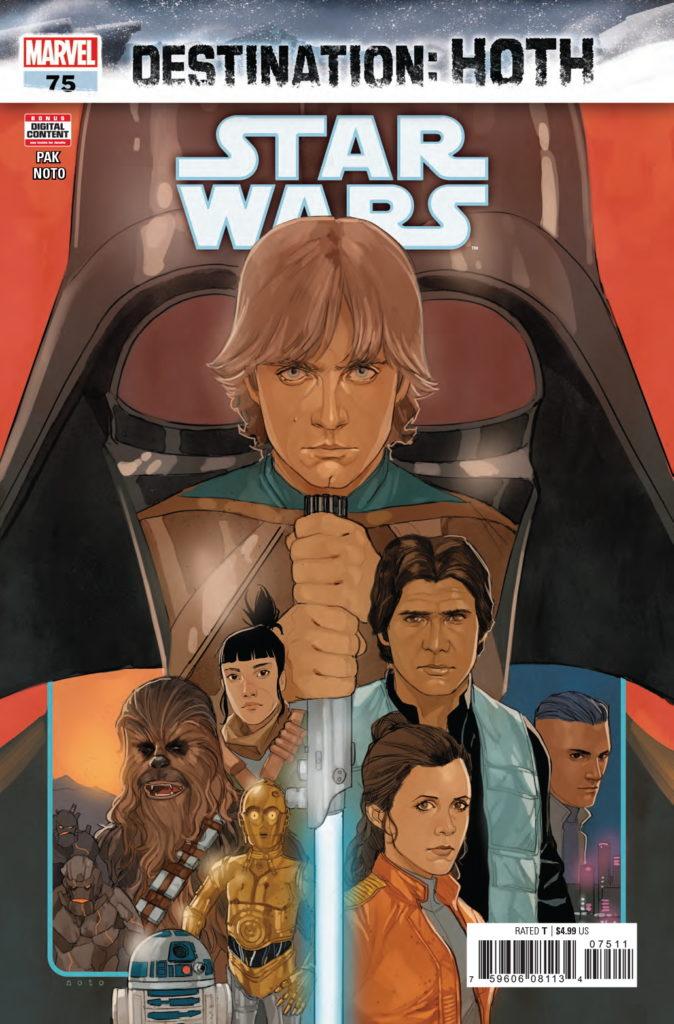 Star Wars #75 (20.11.2019)