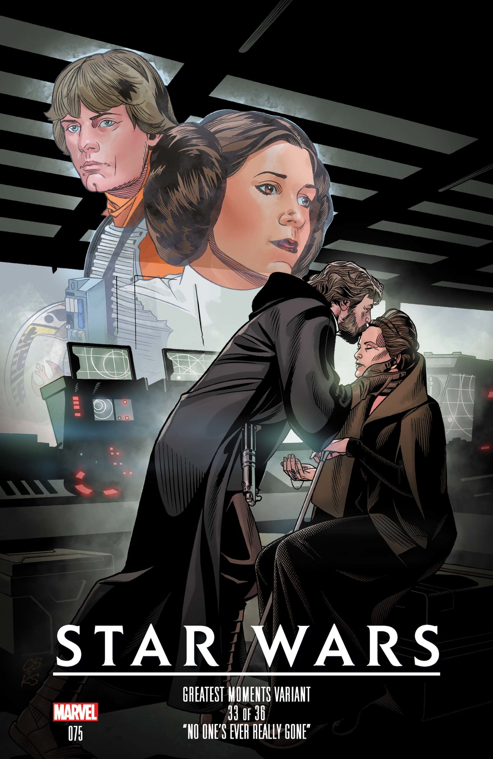 Star Wars #75 (Chris Sprouse Greatest Moments Variant Cover) (20.11.2019)