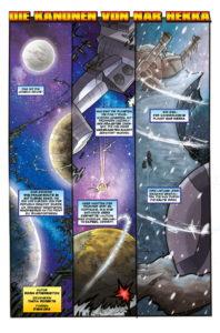 The Clone Wars: Die Kanonen von Nar Hekka