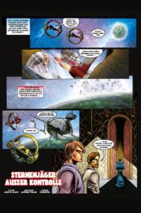 The Clone Wars: Sternenjäger außer Kontrolle