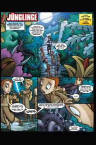 The Clone Wars: Jünglinge