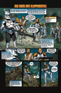 The Clone Wars: Das einzig gute Klappergestell
