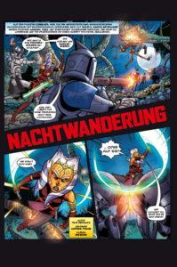 The Clone Wars: Nachtwanderung