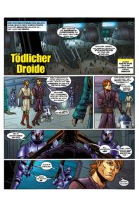 The Clone Wars: Tödlicher Droide