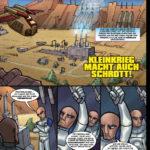 The Clone Wars: Kleinkrieg macht auch Schrott!