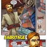 The Clone Wars: Sabotage