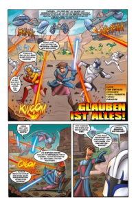 The Clone Wars: Glauben ist alles!