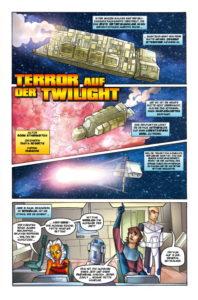 The Clone Wars: Terror auf der Twilight