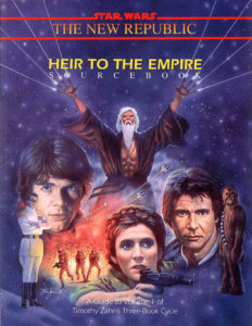 Heir to the Empire Sourcebook (Juli 1992)