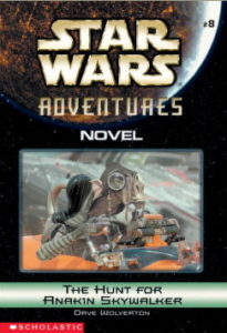 Star Wars Adventures 8: The Hunt for Anakin Skywalker (Mai 2003)
