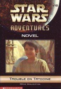 Star Wars Adventures 10: Trouble on Tatooine (Juli 2003)