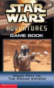 Star Wars Adventures Game Book 4: Jango Fett vs. the Razor Eaters (Januar 2003)