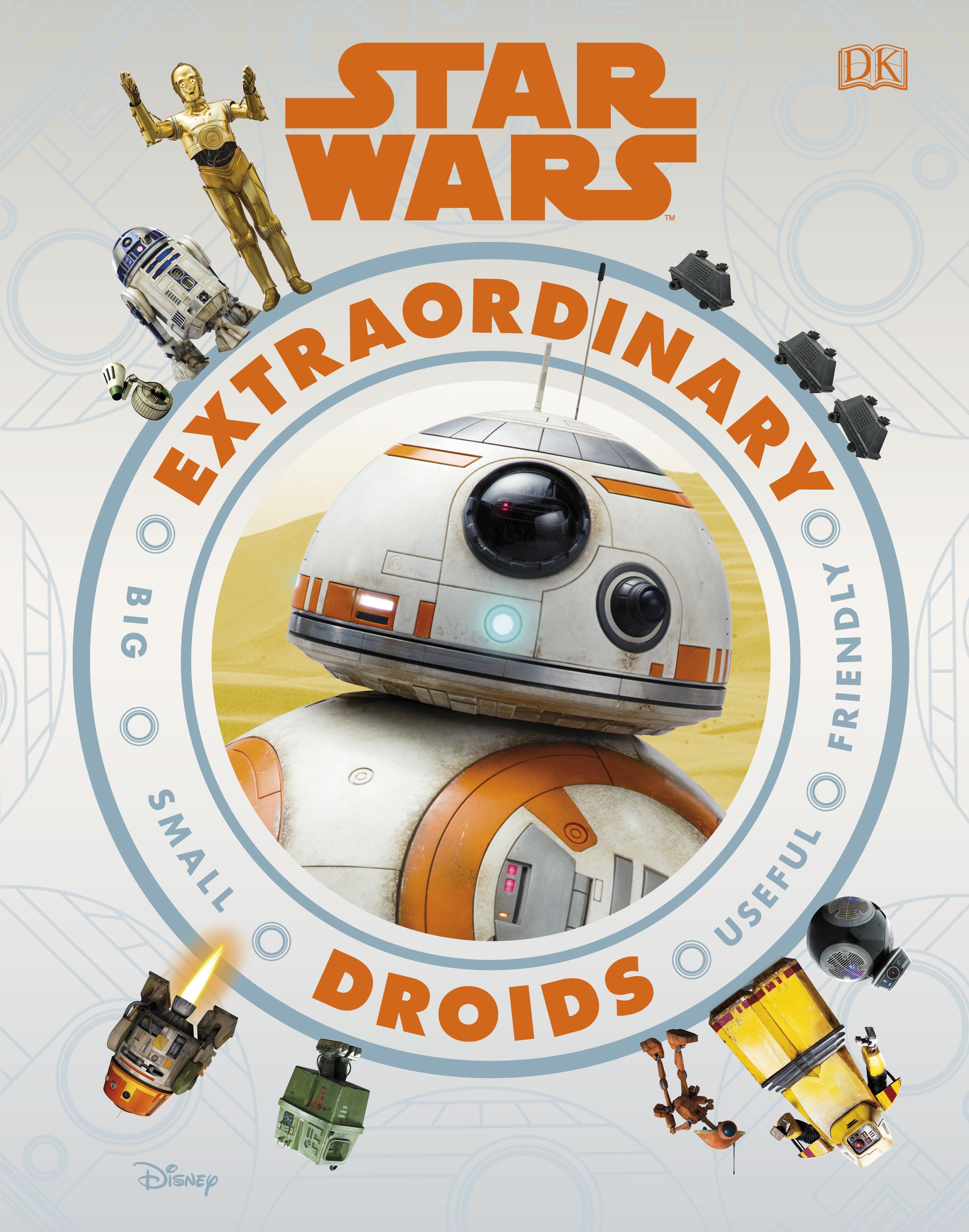 Extraordinary Droids (07.04.2020)