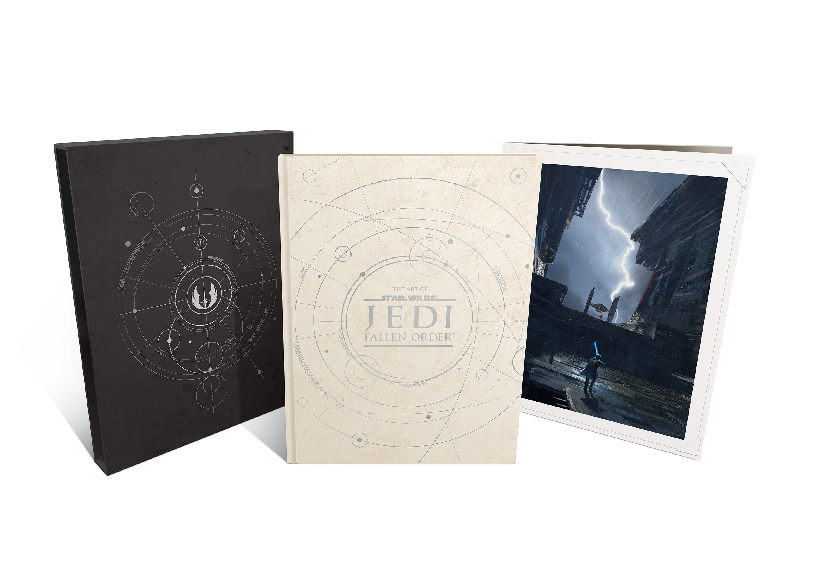 The Art of Star Wars Jedi: Fallen Order - Limited Edition (19.11.2019)
