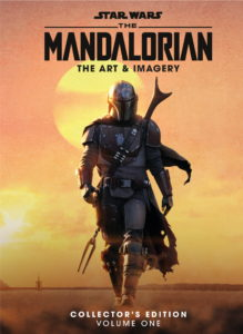 The Mandalorian: The Art and the Imagery Collector's Edition Volume 1 (31.03.2020)
