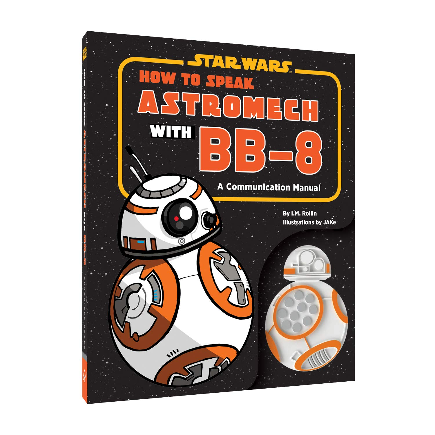 How to Speak Astromech with BB-8 (21.04.2020)