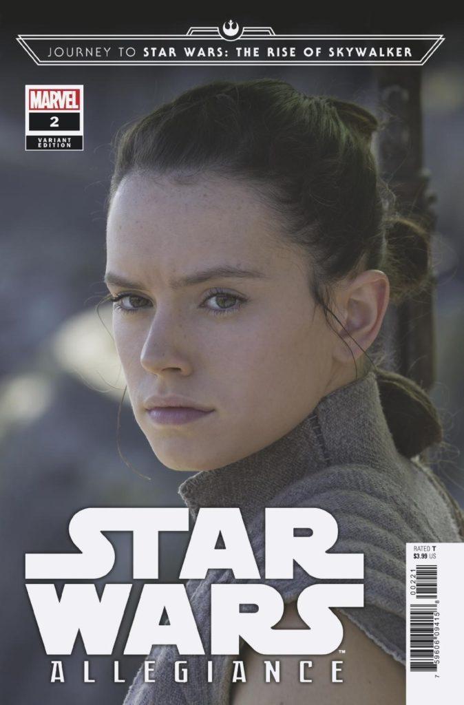 Allegiance #2 (Movie Variant Cover) (16.10.2019)