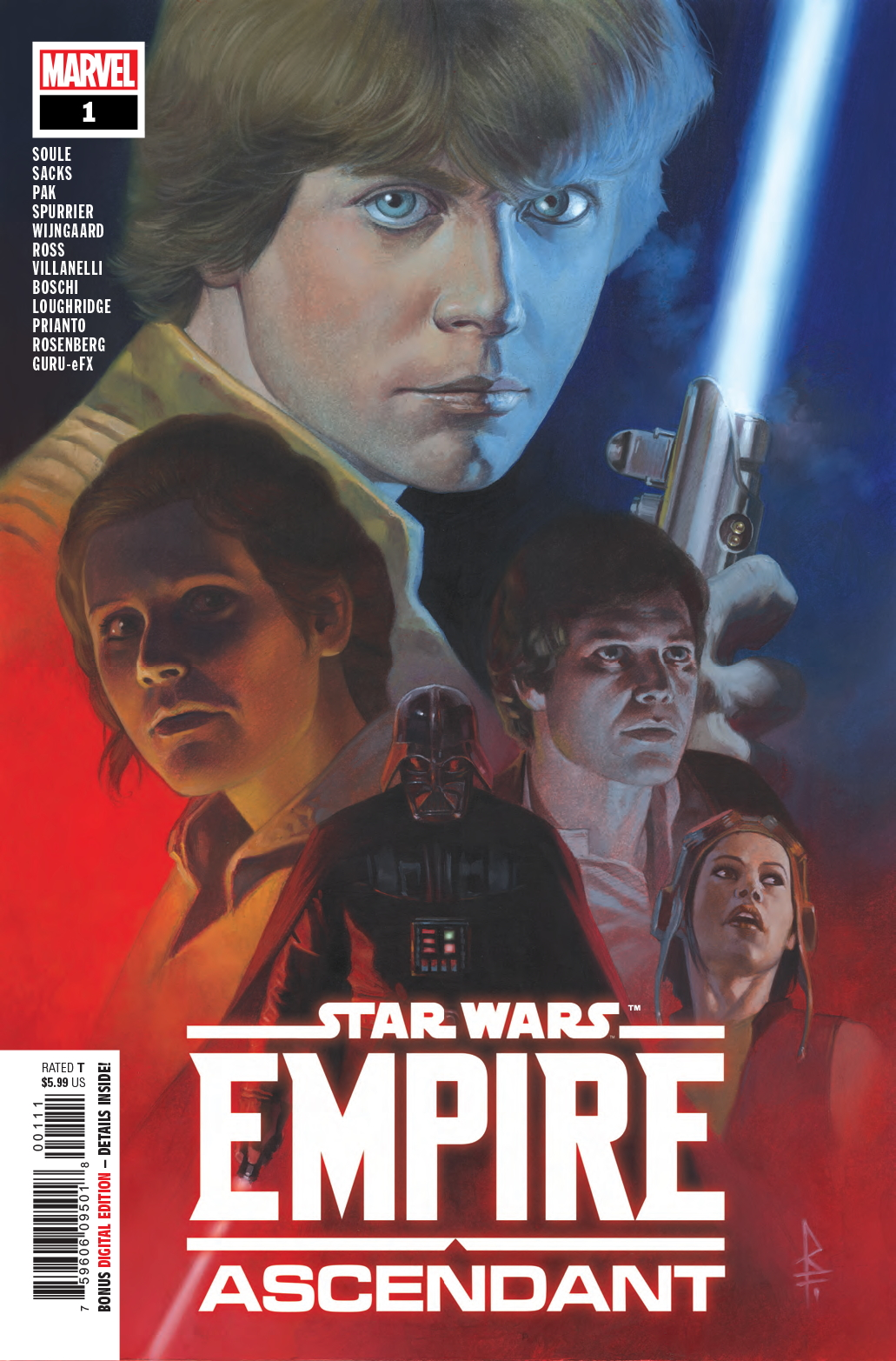Empire Ascendant #1 (18.12.2019)