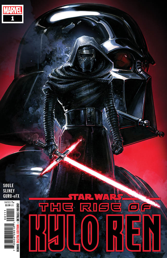 The Rise of Kylo Ren #1 (18.12.2019)