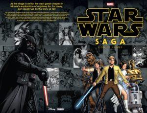 Star Wars Saga #1 (04.12.2019)